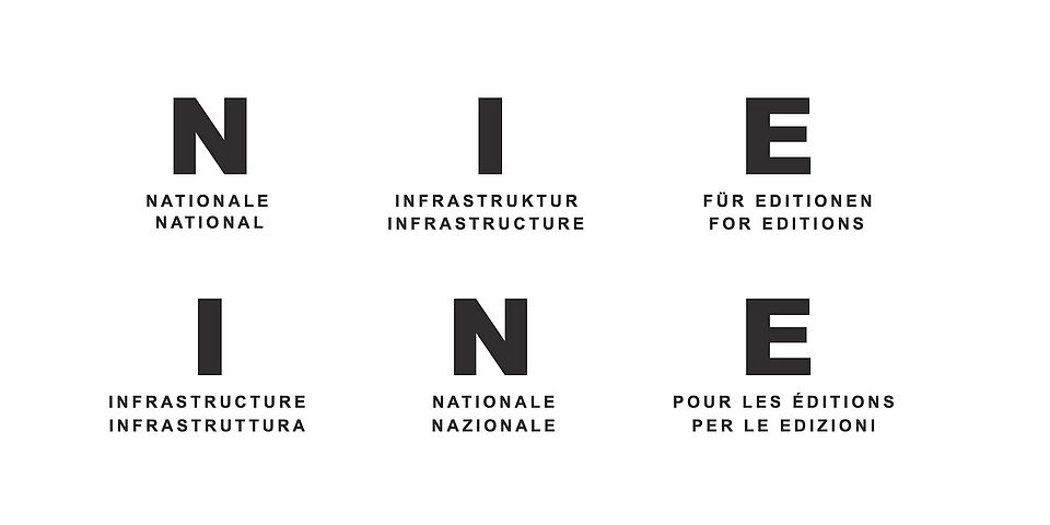 National Infrastructure for Editions